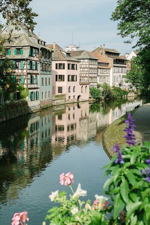 "wanderlusteurope: ""Alsace, France """