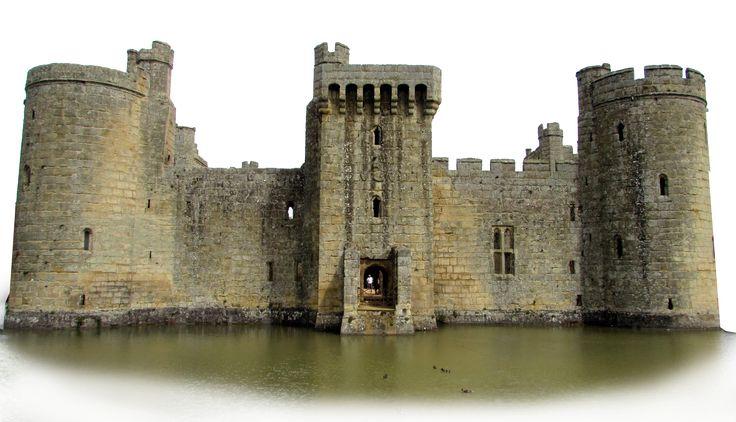 Château Bodiam, merveille de l'architecture médiévale