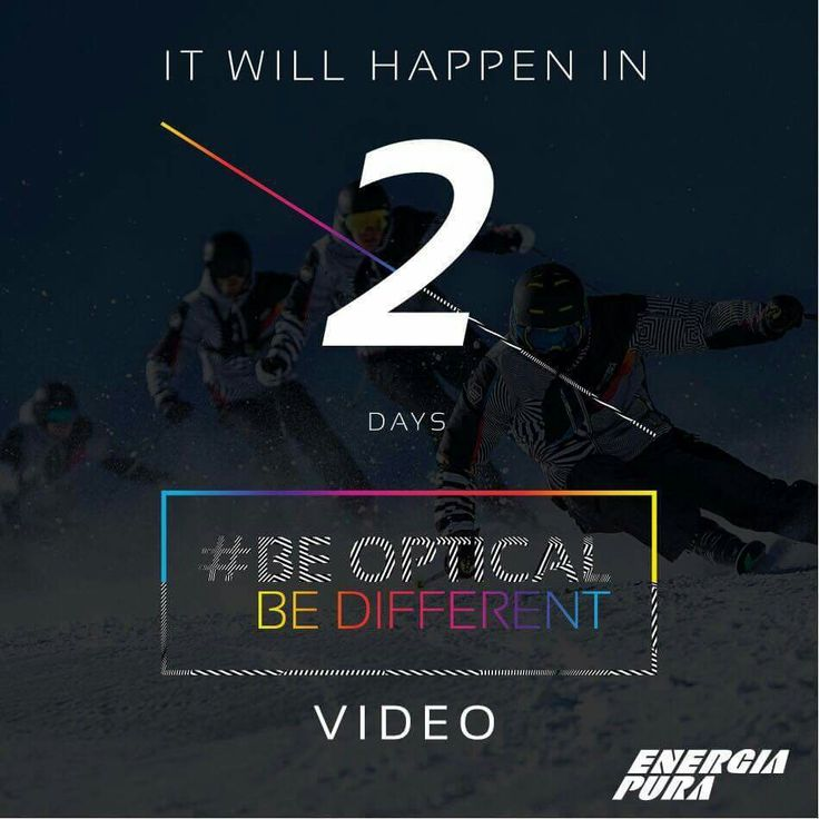 It will happen in 2 DAYS.. BE OPTICAL Official video with #maxblardone & #AlfaRomeo ARE YOU READY? #beopticalbedifferent #2daystogo