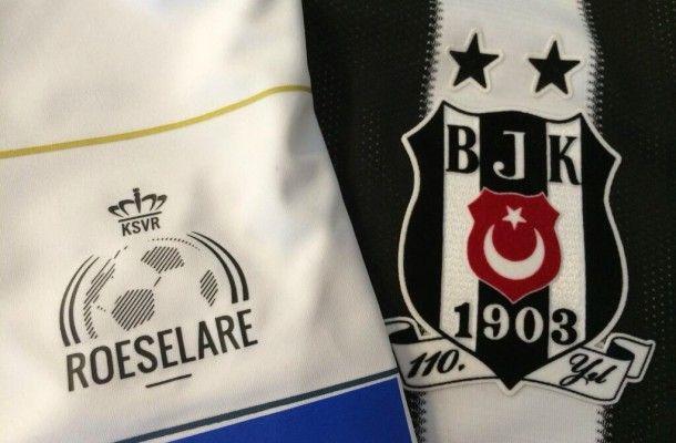 KSV Roeselare takımı yöneticiler 15 Temmuz da İngiltere Kampına giderek Beşiktaşlı yöneticilerle görüşecek.