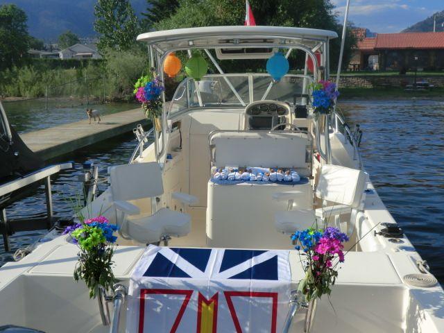 The Boat ~ Nautilana - Saltwater Cowboy Fishin' Charters