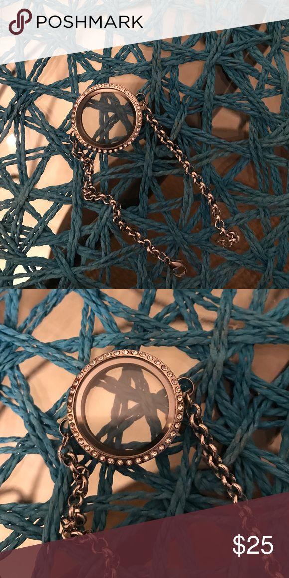 Origami owl silver bracelet Origami owl silver bracelet Origami Owl Jewelry Bracelets