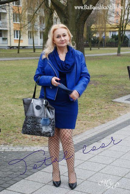 Babooshka Style - Blog modowy: Total look i kabaretki