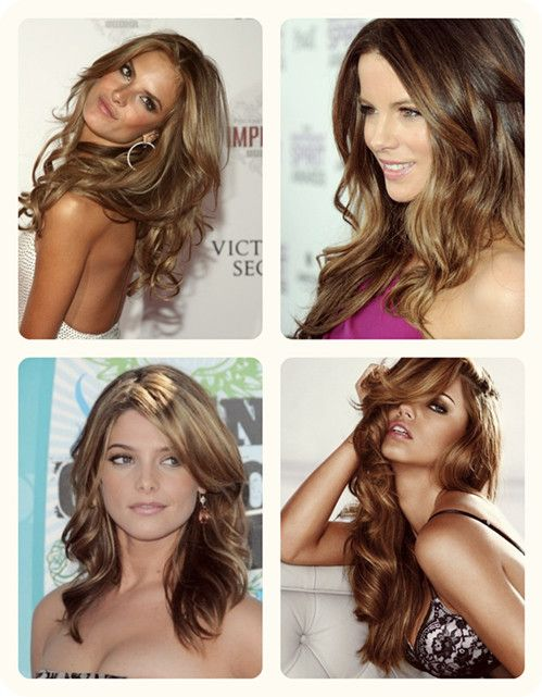 20 best celebrities hair extensions images on pinterest celebrity lowlights hair with cheap clip in human hair extensions pmusecretfo Gallery