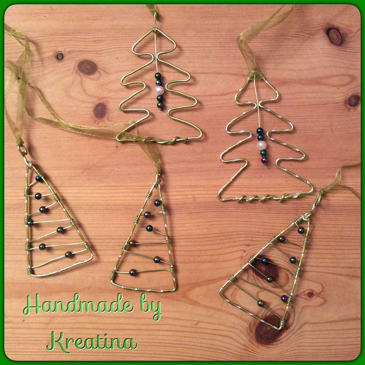 Juletræ i alu-wire