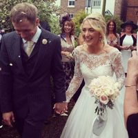 Jason Kenny and Laura Trott wed in Cheshire | British Vogue
