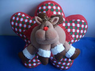 cojines navideños nuevos motivos | KuteBit