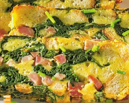Chec aperitiv cu verdeaţă