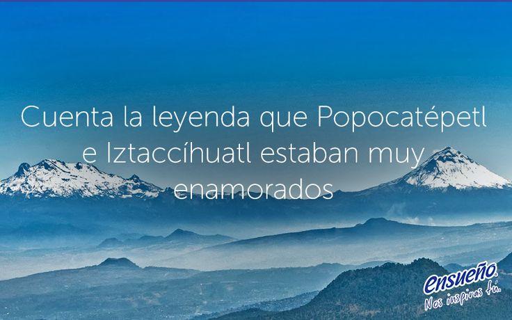 Su corazón arderá como una flama por siempre. ❤️ #LeyendasMexicanas #Leyenda #Popocatépetl #Iztaccíhuatl #amor #historiadeamor