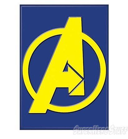 Avengers Symbol Magnet
