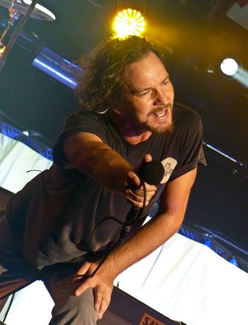 Pearl Jam @ Air Canada Centre by melbourneflower on Flickr.