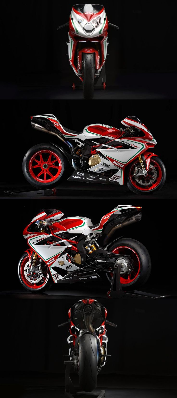 MV Agusta F4 Model Power, Mileage, Safety, Colors Mv