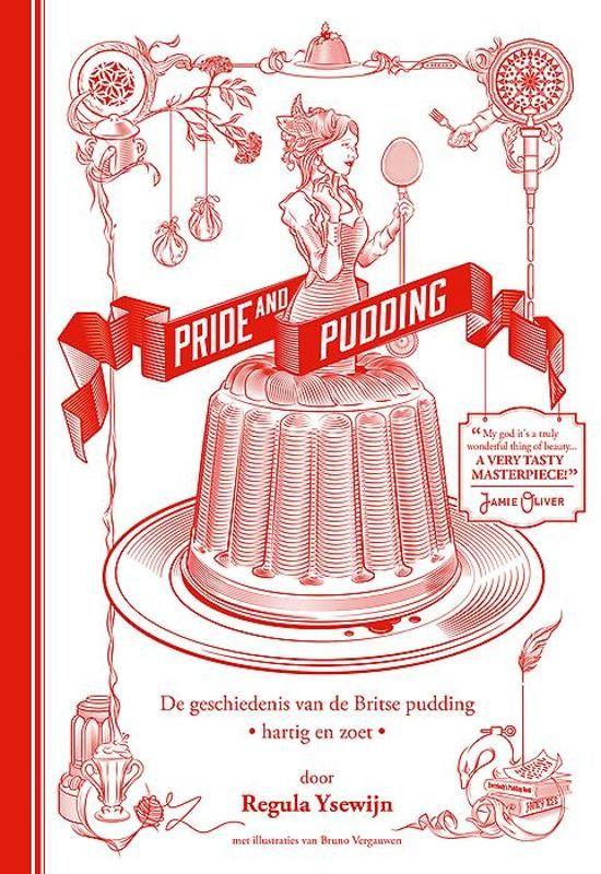 """British pudding is de trots van de Britse keuken. FoodblogsterRegula  Ysewijn van <a href=""""http://www.missfoodwise.com/"""" target=""""_parent"""">Miss Foodwise</a> bundelt in Pride and Pudding de heerlijkstesoorten, gaande van  zoete cakejes, brood- en fruitige puddings tot traditionele Schotse haggis en hartige puddings. Een boek  voor zowel zout- als zoetliefhebbers.  Pride and Puddingneemt je mee op reis door defascinerende, Britse  culinaire geschiedenis en be..."""