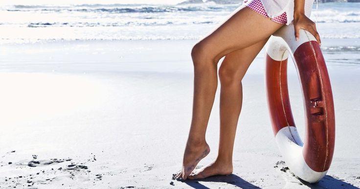 ¿Cómo quitarse el pelo de las piernas sin depilarse ni rasurarse?