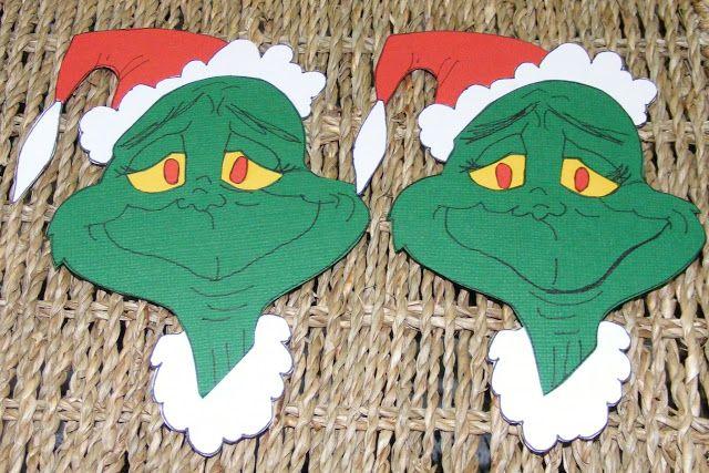 Pam's Paper Piecings: Grinch #2