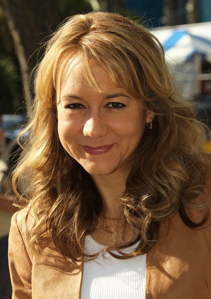 Megyn Price Actress Megyn Price attends the 35th Annual Toyota Pro/Celebrity Race on April 16, 2011 in Long Beach, California.