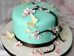 Кружевные торты (идея декора) / Рецепты / ВТОРАЯ УЛИЦА
