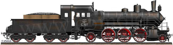 Engines of the Red Army in WW2 - Russian Series S 1-3-1 Steam Locomotive