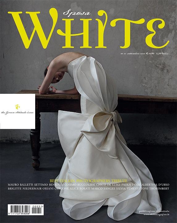 White Sposa 31 - the Green Attitude