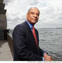 Kenneth Chenault--CEO of American Express.