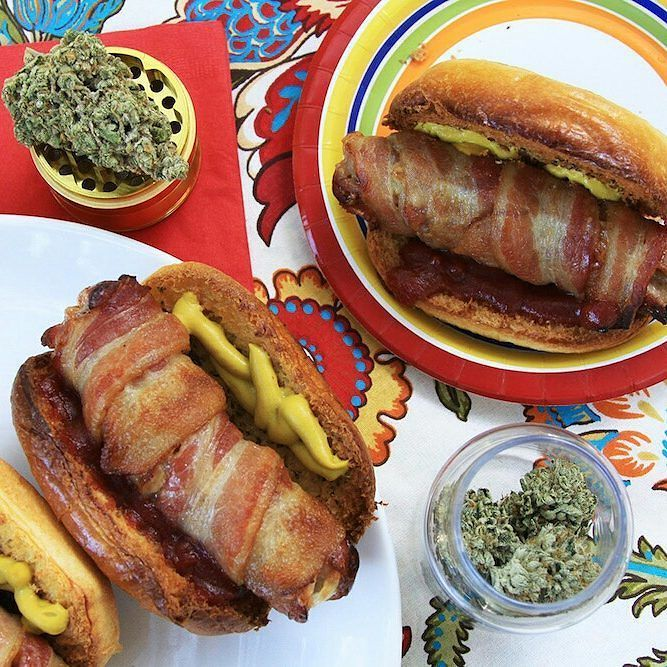 Get ready for the debut of #potluckdinnerparty on @VH1 tonight with these awesome #stoner snack ideas from @EliseMcD420 of @hightimesmagazine. We're sure @marthastewart and @snoopdogg would approve! Check out the full post at SpoonfulMag.com #hightimes #e
