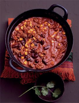 Chili con carne - Rezepte - [LIVING AT HOME]