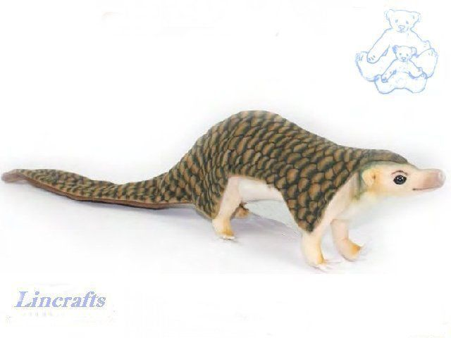 Pangolin Plush Soft Toy by Hansa. 6091.55cm | eBay