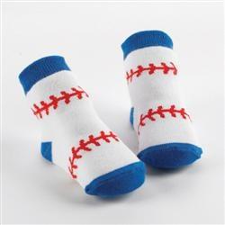 Baseball Socks, cute!