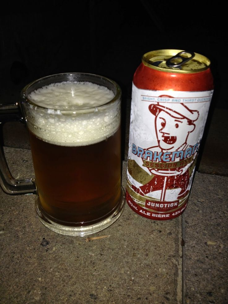 Breakman's Session Ale