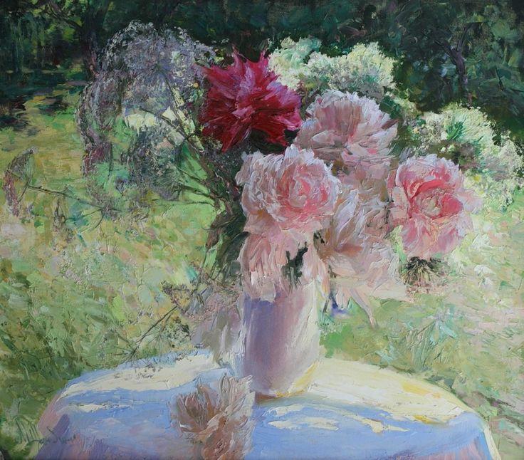 Когда цветут пионы, Мария Щербинина
