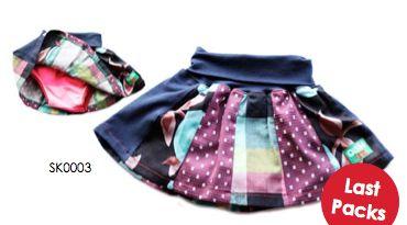 Oishi-m Rainbow Surprise Skirt  Circa Sept 2010 www.oishi-m.com