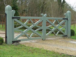 Pretty Automatic Gate