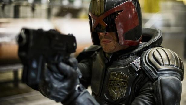 Dredd 3D review: Comic book redemption #moviesDredd Sequel, Comics Book, Grumpycat, Movie, Dredd 3D, Karl Urban, Grumpy Cat, Judges Dredd, Black Cat