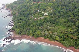 Punta Marenco Lodge, a great place to stop on after an adventure in Corcovado National Park