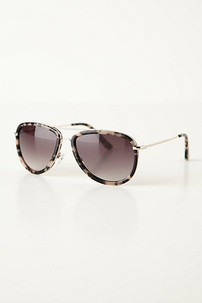 Hermosa Aviators #anthropologie - Very similar to Phillip Lims