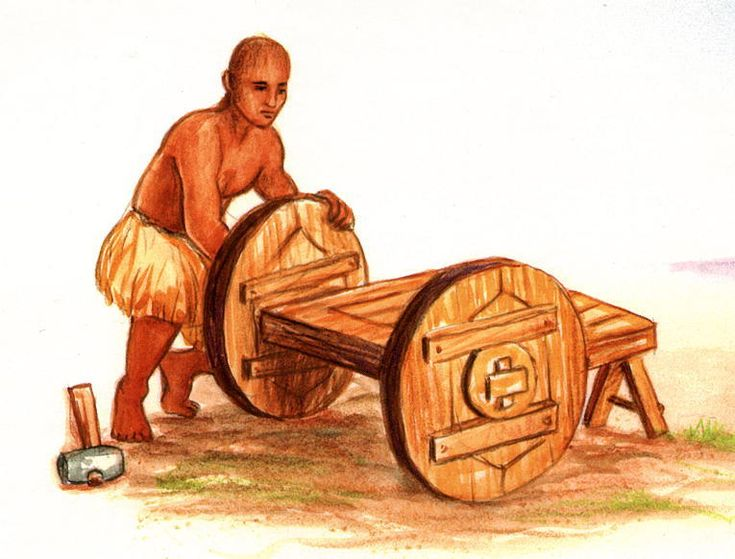 Sumerian wheels: