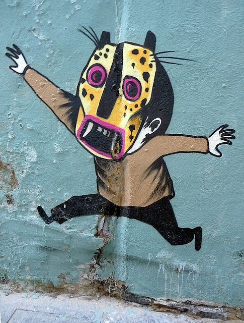 Valencia: Photos, Shops Lists, Street Art, Valencia, Streetart