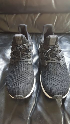 acd2a3d837b2c Details about Adidas Ultra Boost 3.0 Core Black Size 11 in 2019 ...