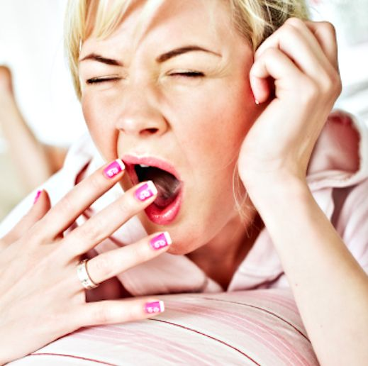 Stay awake without caffeine when pregnant