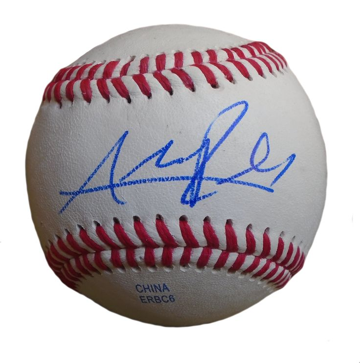 Chicago Cubs Addison Russell signed Rawlings ROLB leather baseball w/ proof photo.  Proof photo of Addison signing will be included with your purchase along with a COA issued from Southwestconnection-Memorabilia, guaranteeing the item to pass authentication services from PSA/DNA or JSA. Free USPS shipping. www.AutographedwithProof.com is your one stop for autographed collectibles from Chicago sports teams. Check back with us often, as we are always obtaining new items.