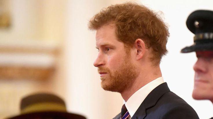 Prins Harry: Det tog tjugo år att bearbeta prinsessan Dianas död - DN.SE
