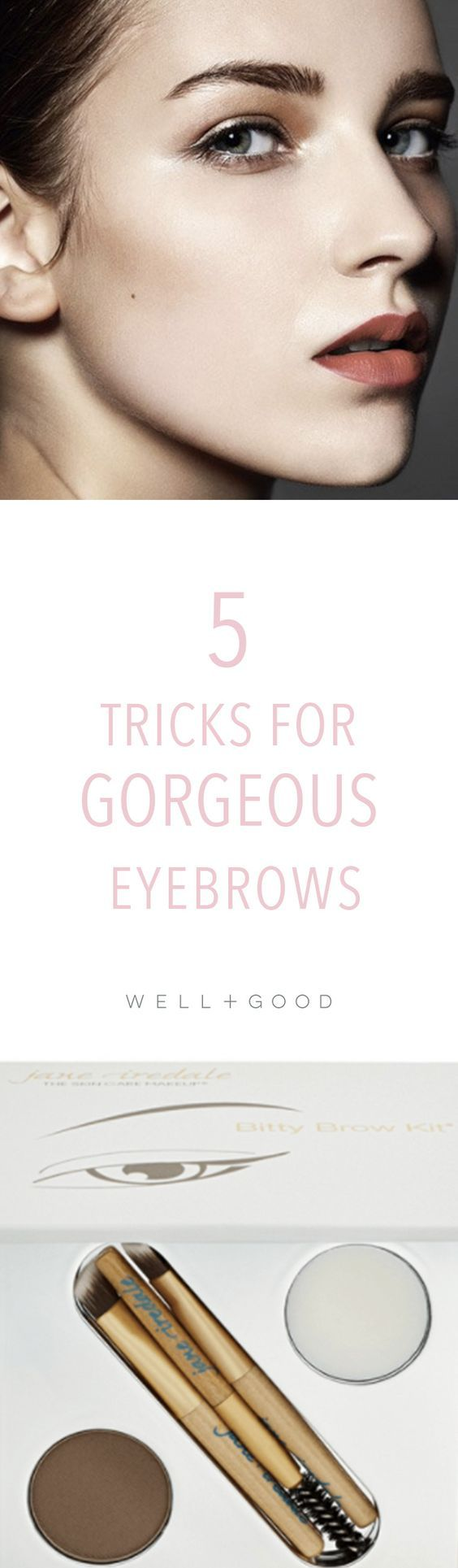 How to get gorgeous eyebrows