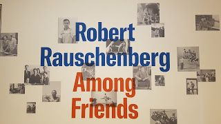 The Compleat Traveller: NYC Day 21: In Which I Visit Robert Rauschenberg a...