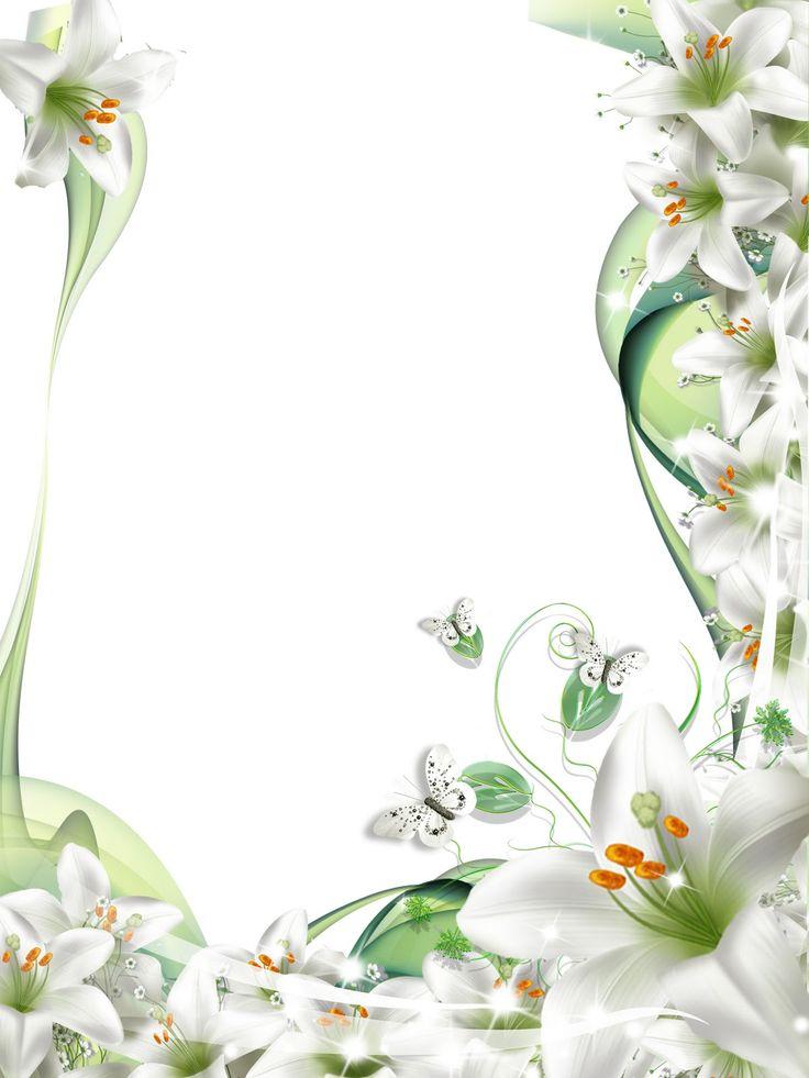 moldura de flores para fotos - Moldura para duas fotos Duas fotos com Rosas