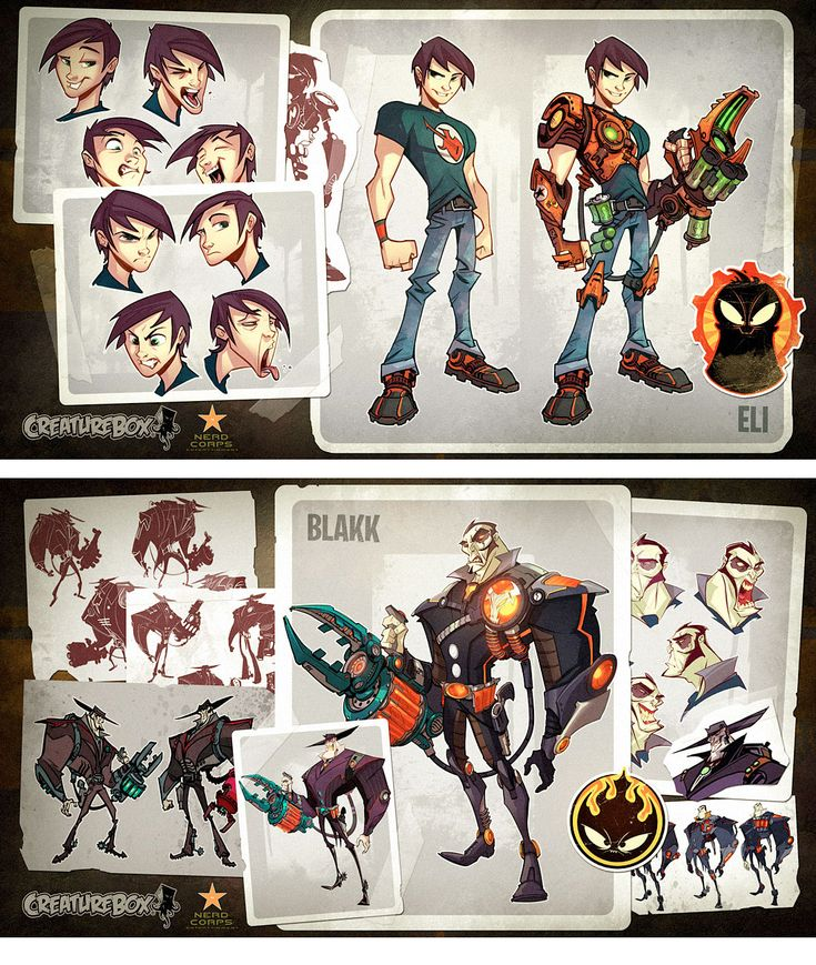 Slugterra-Creaturebox-2.jpg (1100×1300)