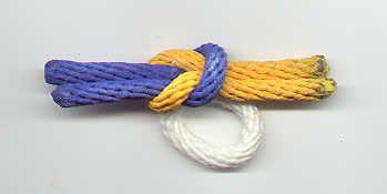 neckerchief slide349 175 Pixel, Cub Scout Slides, Sqknotby Jpg 349 175, Scouts Neckerchief, Knots, Neckerchief Slidesfor, Cubs Scouts, Neckerchief Slides Cub Scouts, Blue And Gold Banquet Ideas