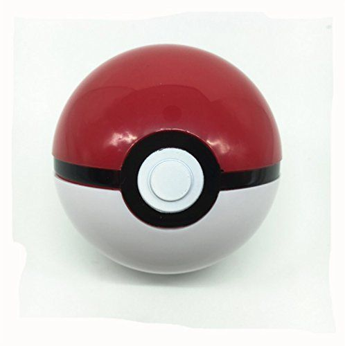 Perfect your realistic Pokemon trainer costume with this Pokeball Picachu made for cosplay - #PokemonGoTrainerCostumes #TeamRocketCostumes