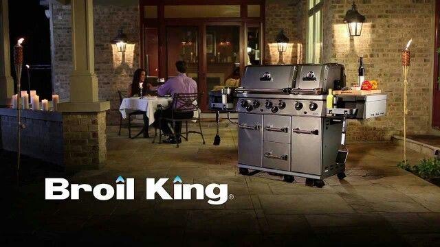 Broil king www.kioumourtzoglou.gr