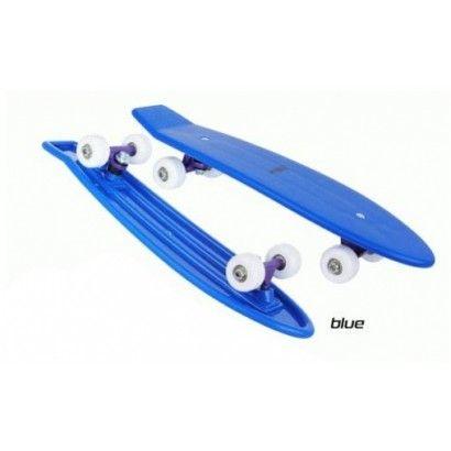 skateboard Tempish BUFFY JUNIOR modrý