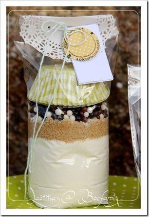 Cadeaux de fin d'année pour les maitresses - La Bocfamily kit SOS muffins